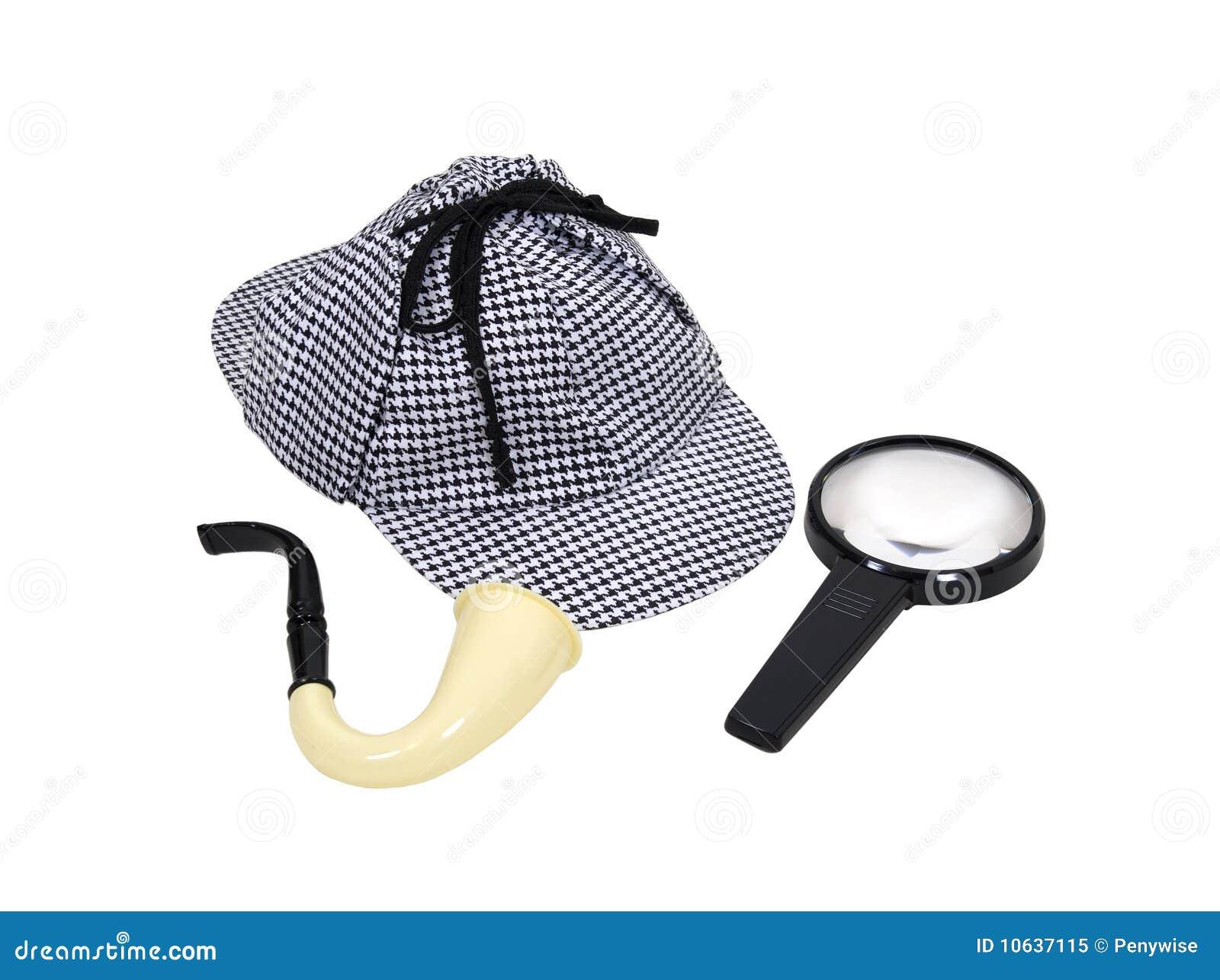 Detective kit stock im...