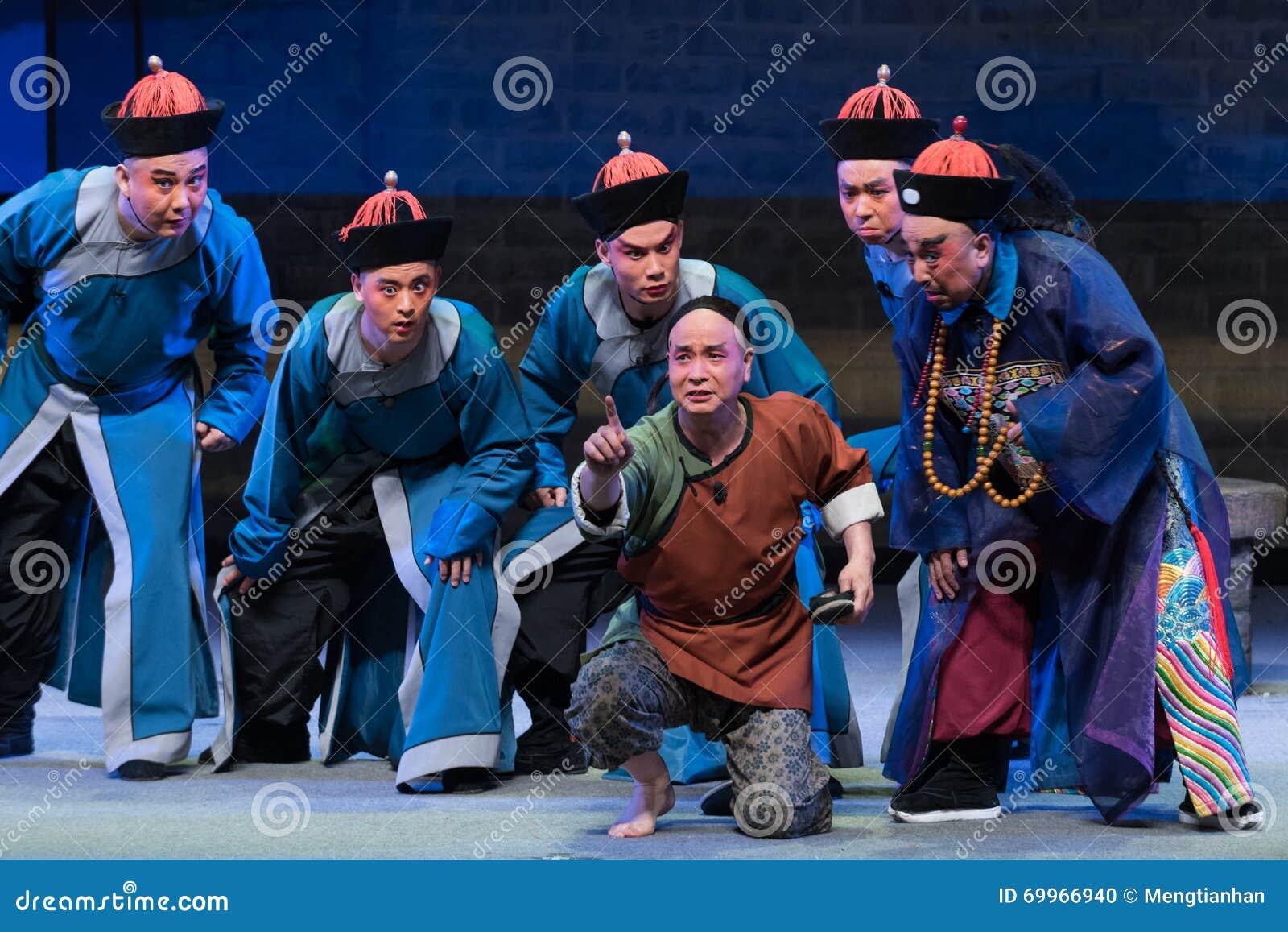 "Detective Report-Shanxi Operatic""Fu Shan to Beijing"""
