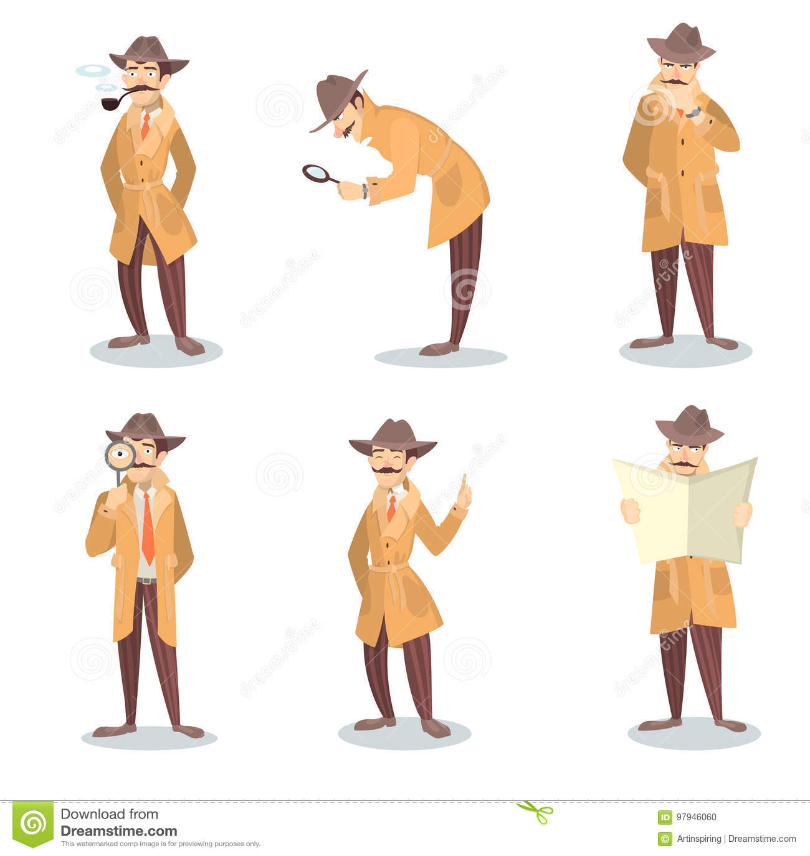 detective set.