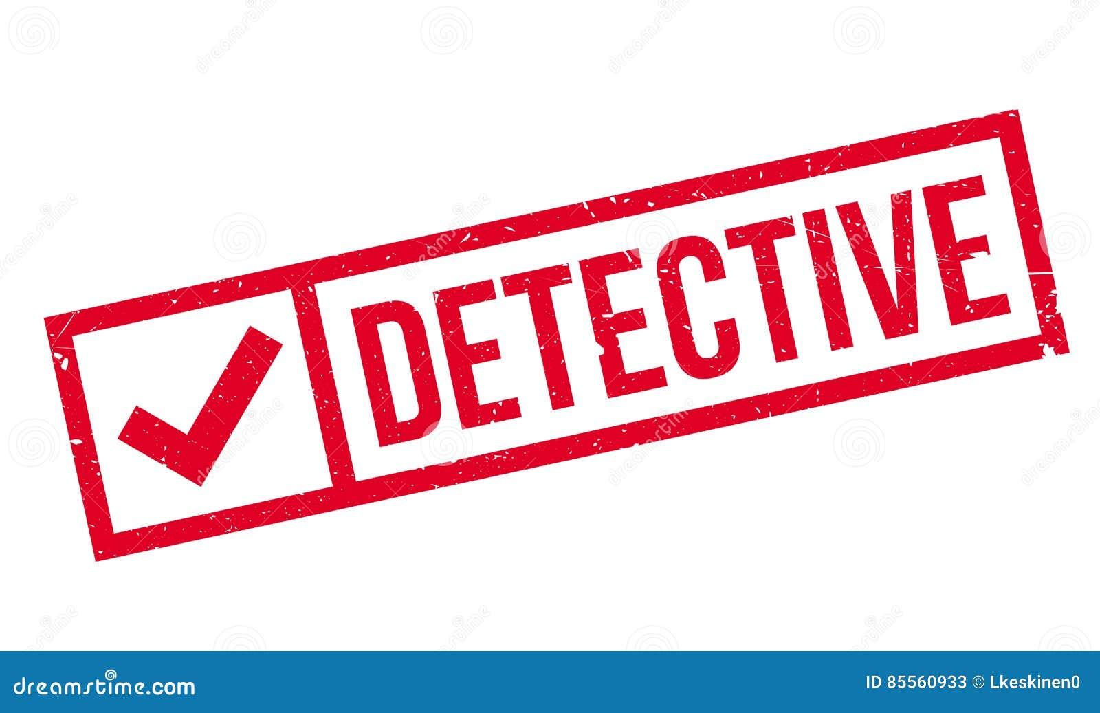 Detektivstempel