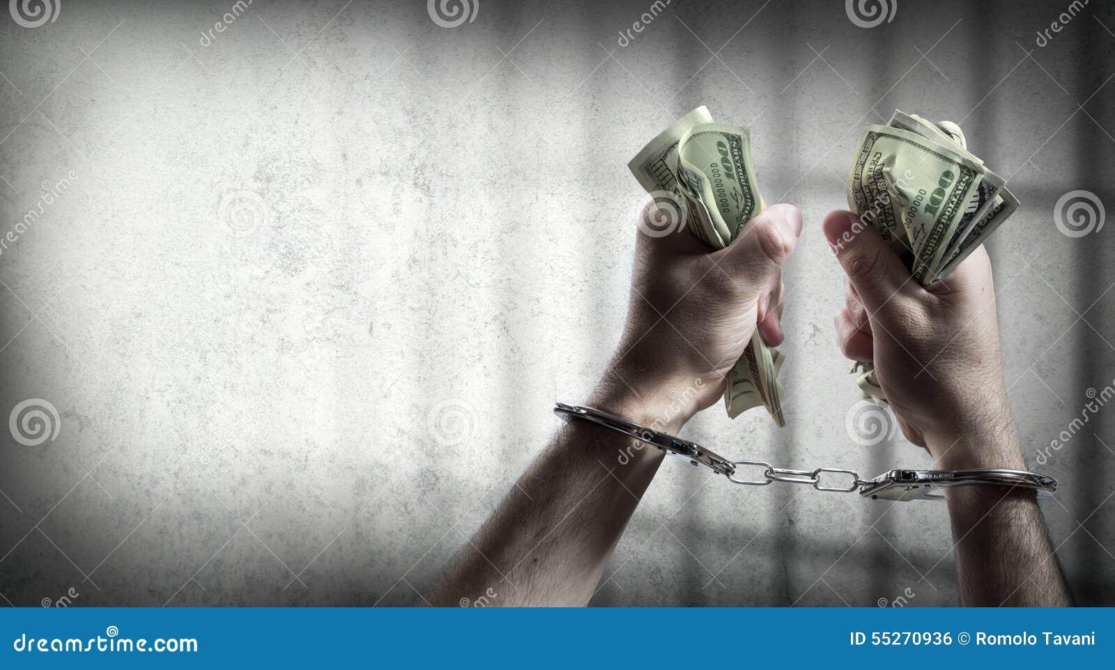 Detención para la corrupción