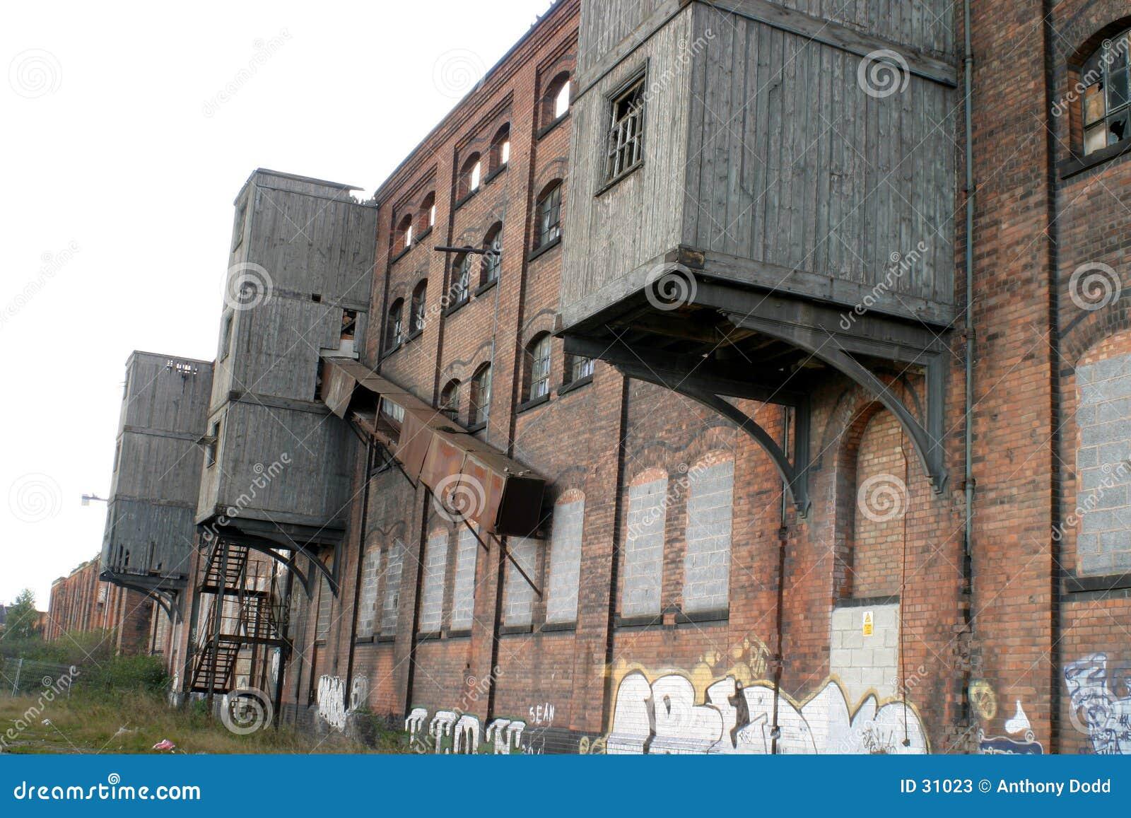 Deterioração industrial