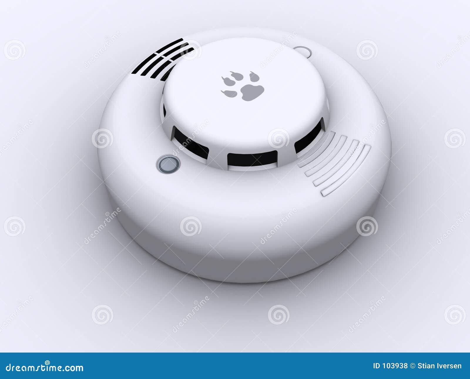 Detetor de fumo