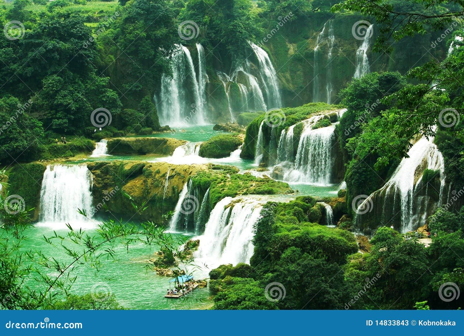 Detian waterval -