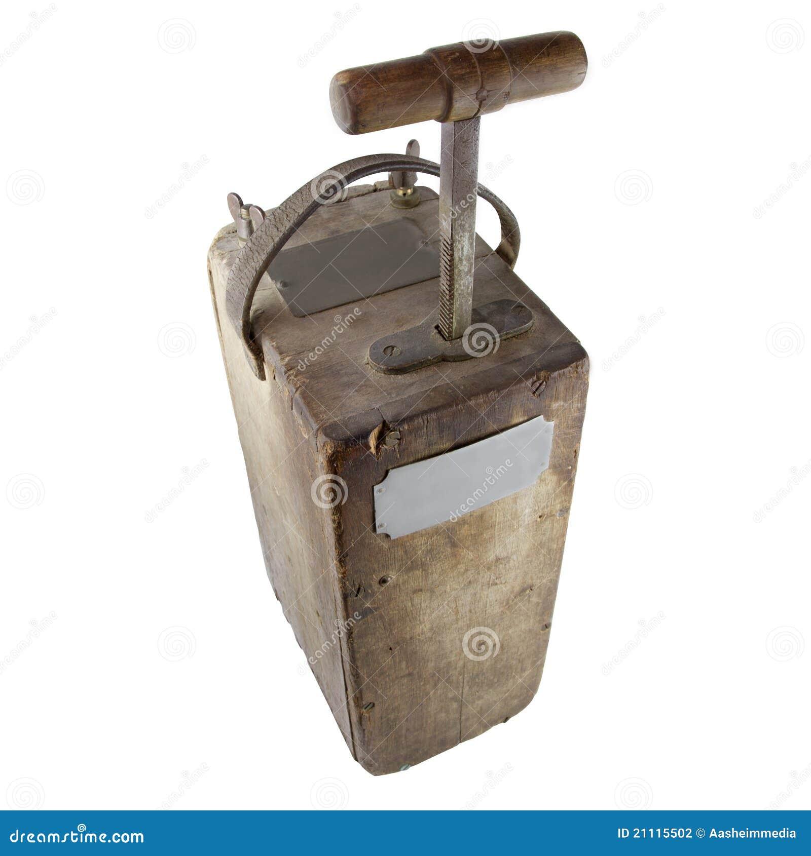 Detonator Stock Photography Image 21115502