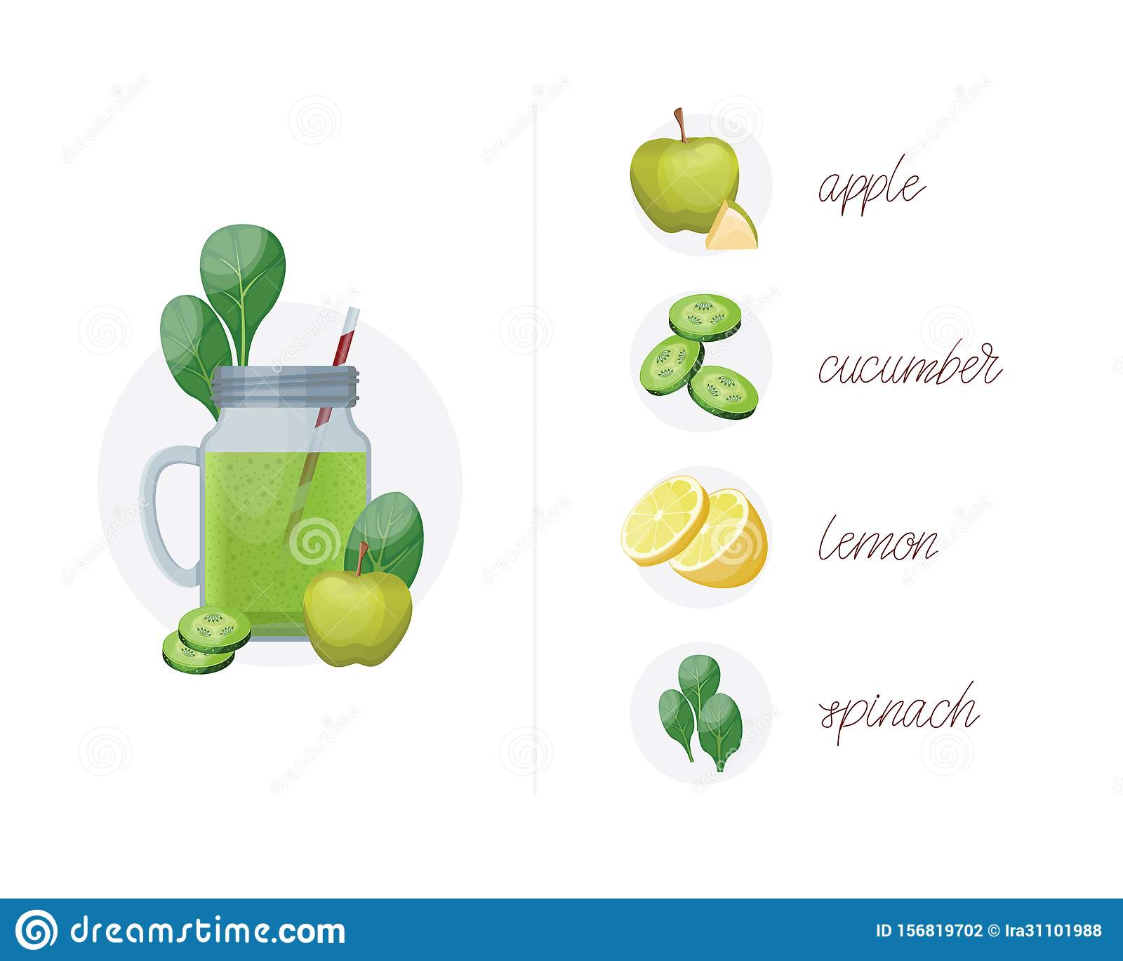 Spinach and lemon juice for weight loss