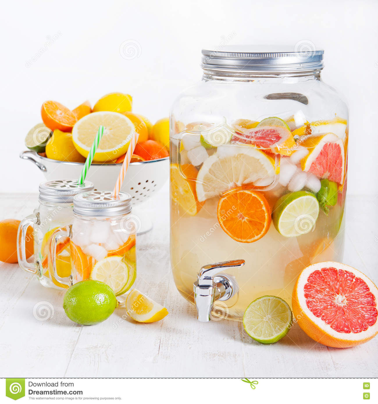 fruit water what are citrus fruits