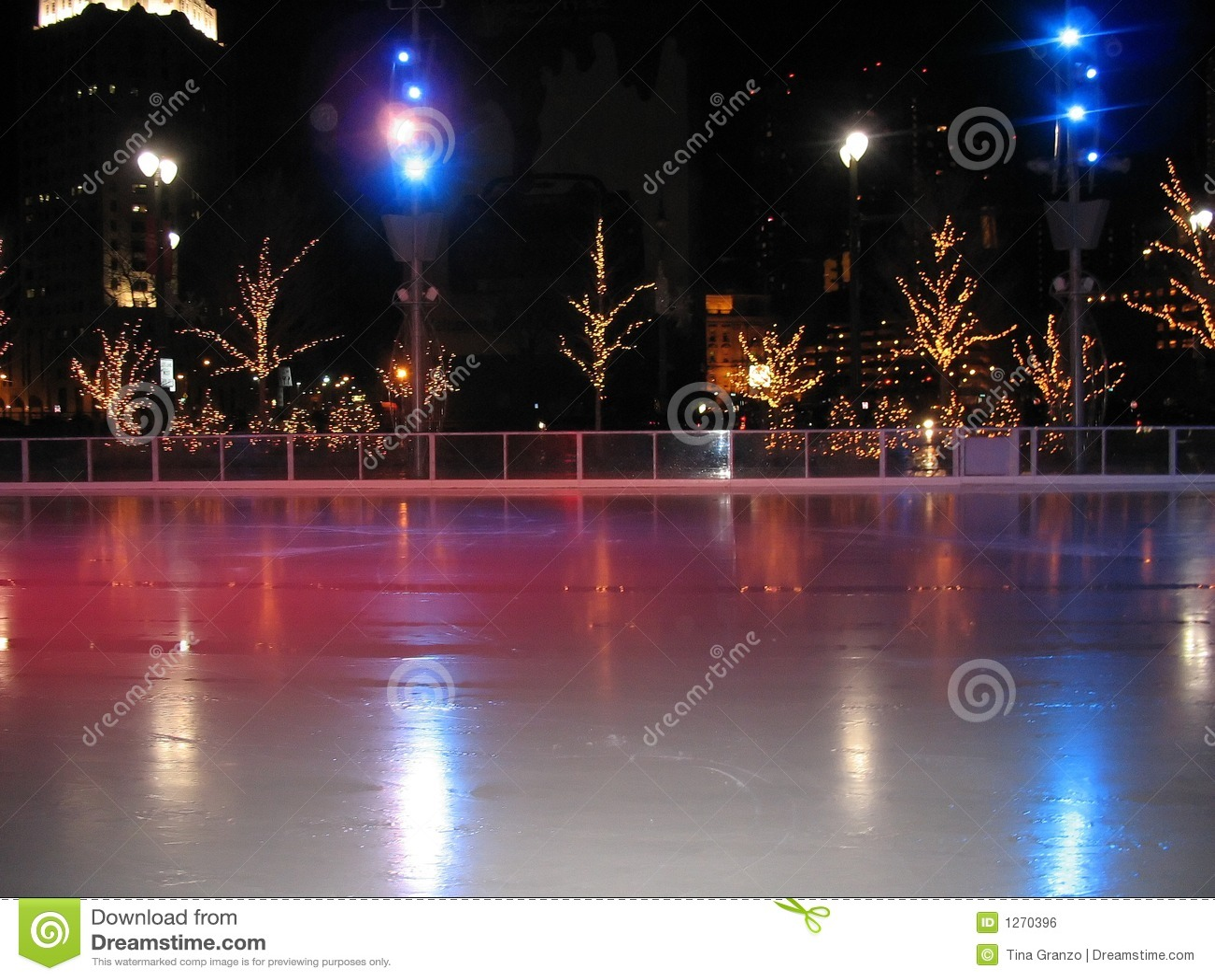 Detroit ice rink