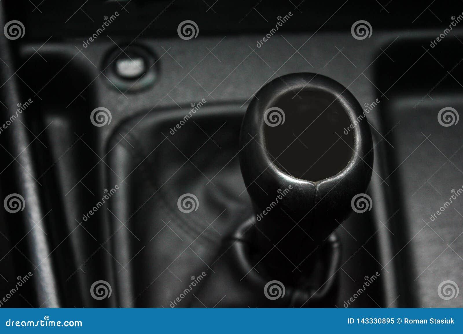 Dettagli dell automobile Dettagli dell interno dell automobile