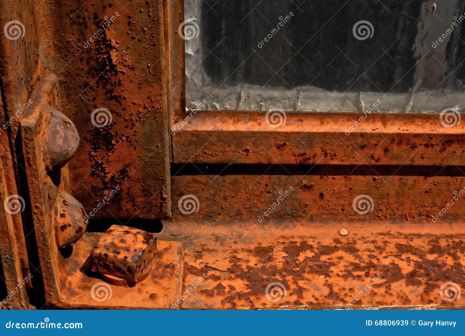 dettaglio del primo piano della struttura della finestra