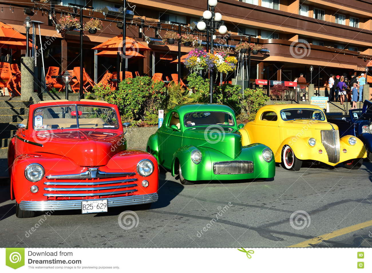Classic Car Dealer Victoria Bc
