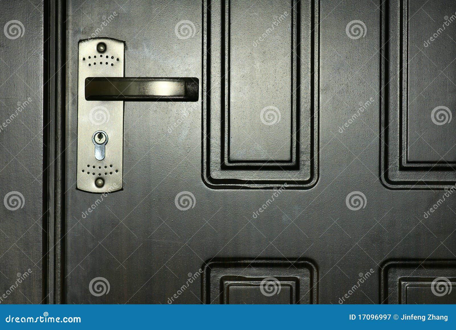Deur en slot