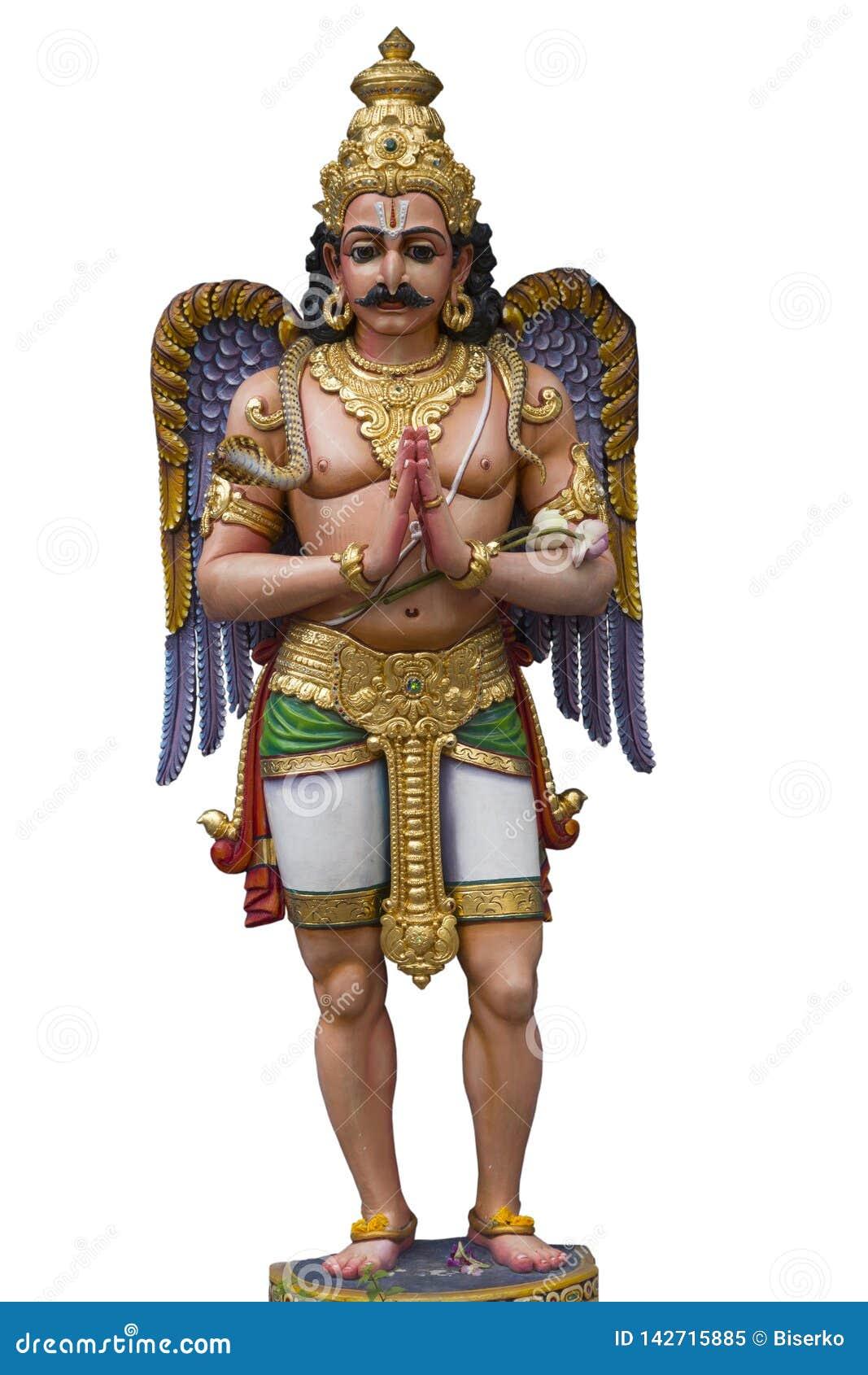 Deus indiano Garuda