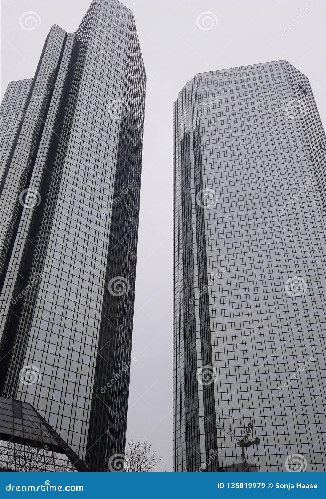 Deutsche Bank Francfort