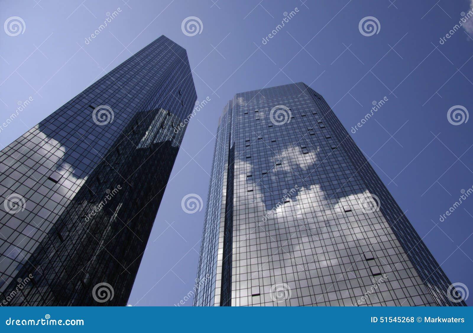 Deutsche Bank-Hauptsitze