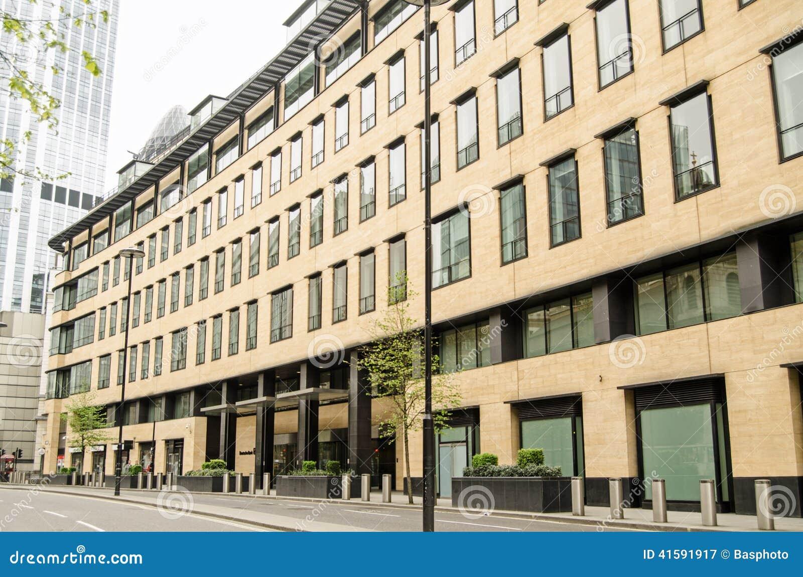 Google Hoofdkwartier Londen : Deutsche bank hk stad van londen redactionele fotografie