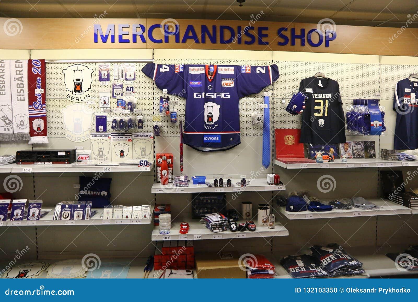 Eishockey Shop Berlin