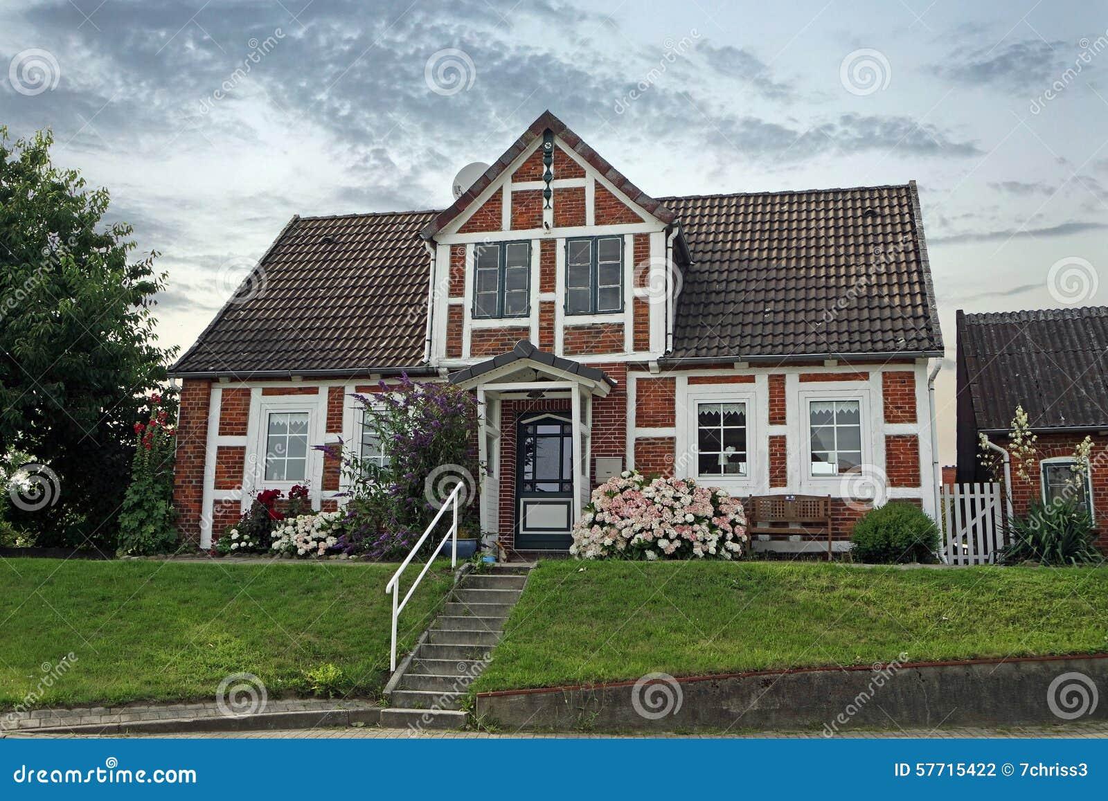 deutsche h user stockfoto bild von haupt land maurerarbeit 57715422. Black Bedroom Furniture Sets. Home Design Ideas