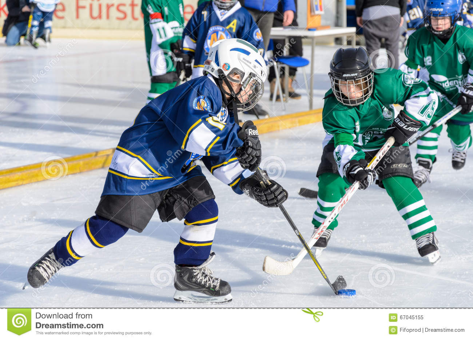 Eishockey Spiele