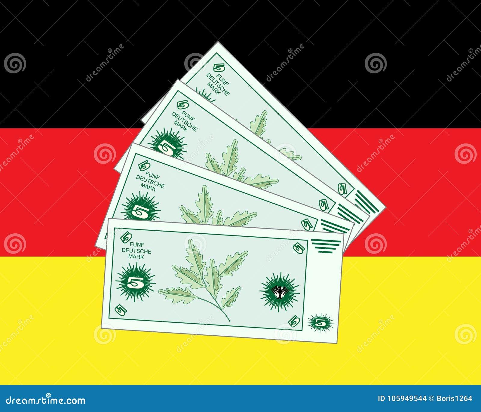 German deutsche mark currency stock images 6 photos buycottarizona