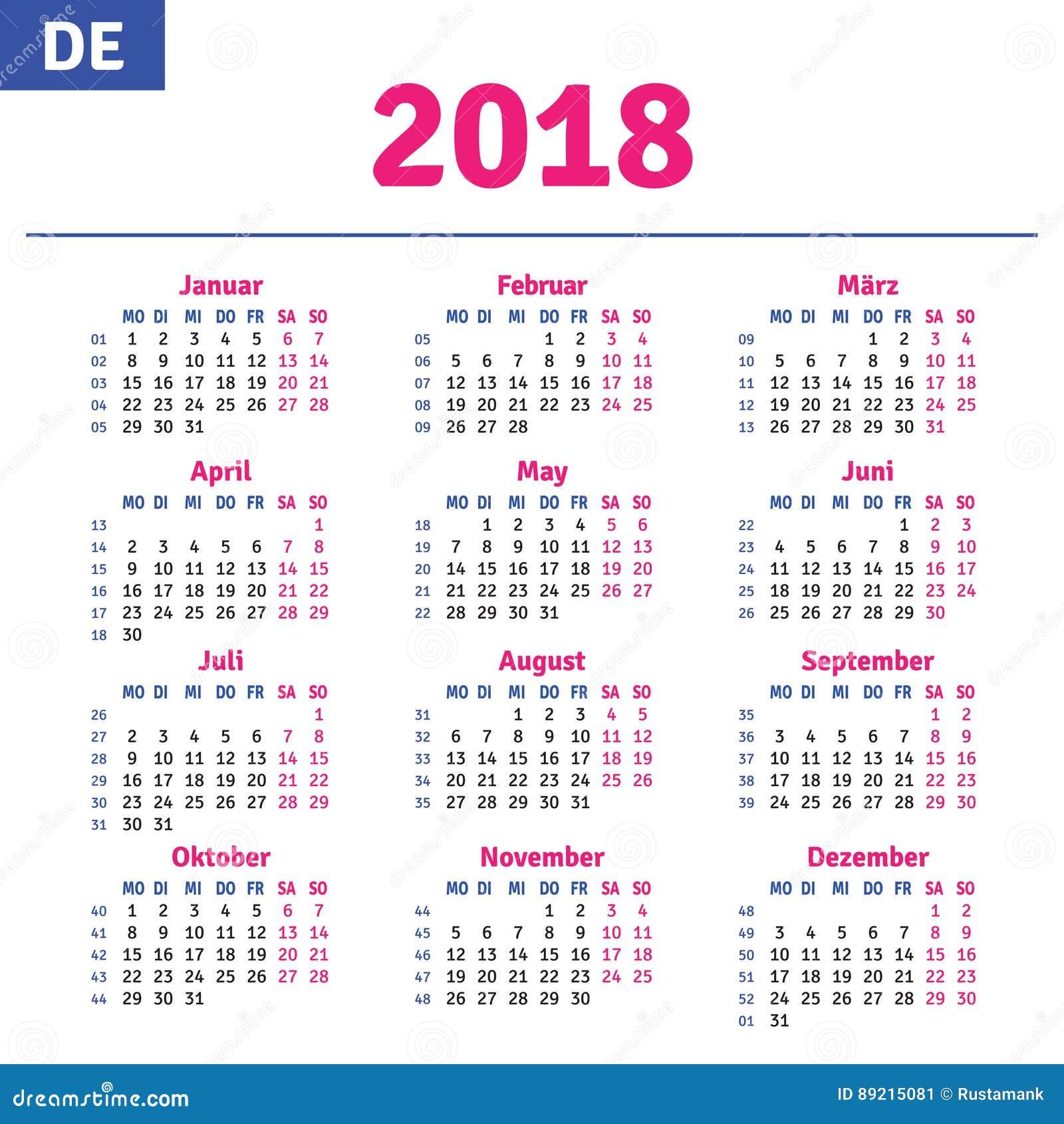 Calendario 2019 Peru