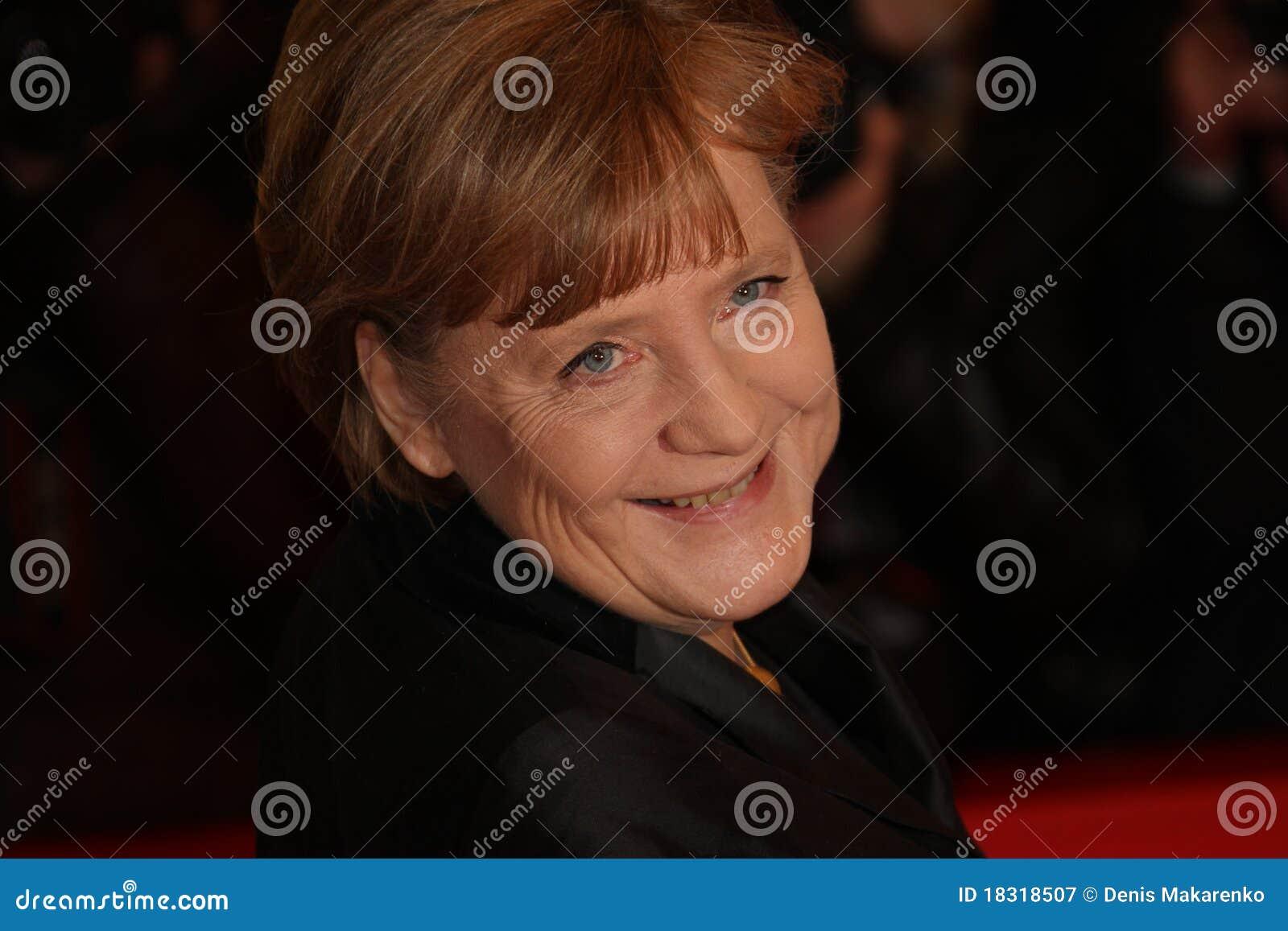Deutscher Kanzler Angela Merkel