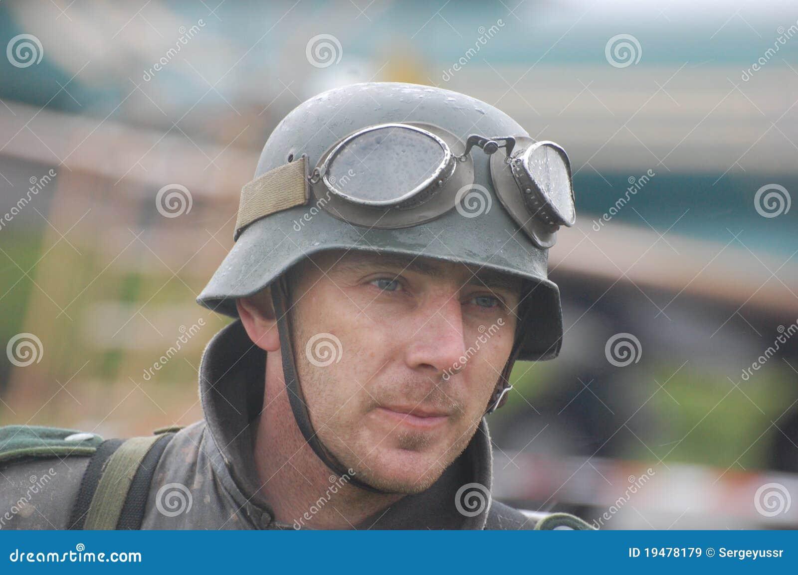 Deutscher Soldat