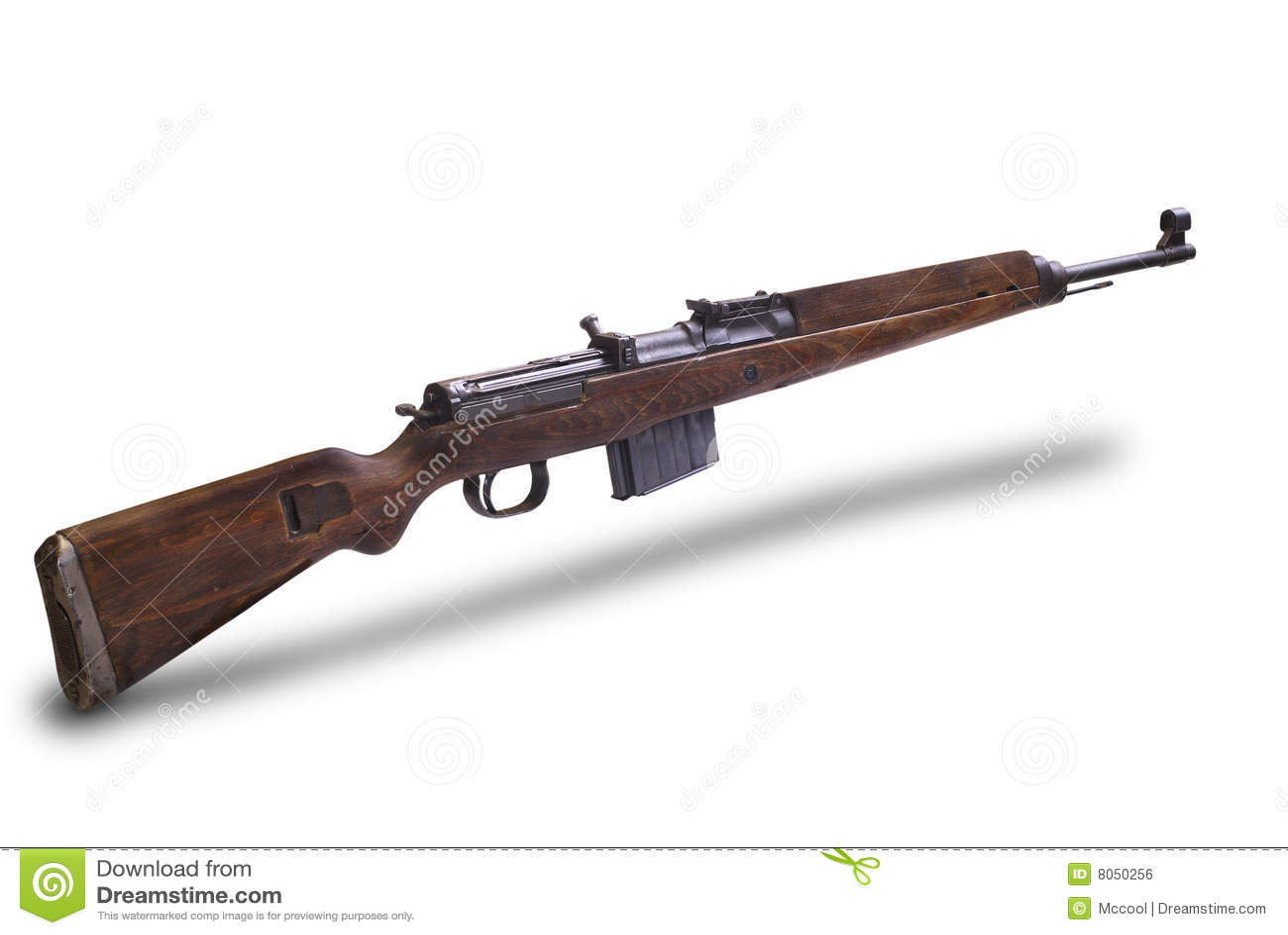 Deutsches Halbau...M1 Garand