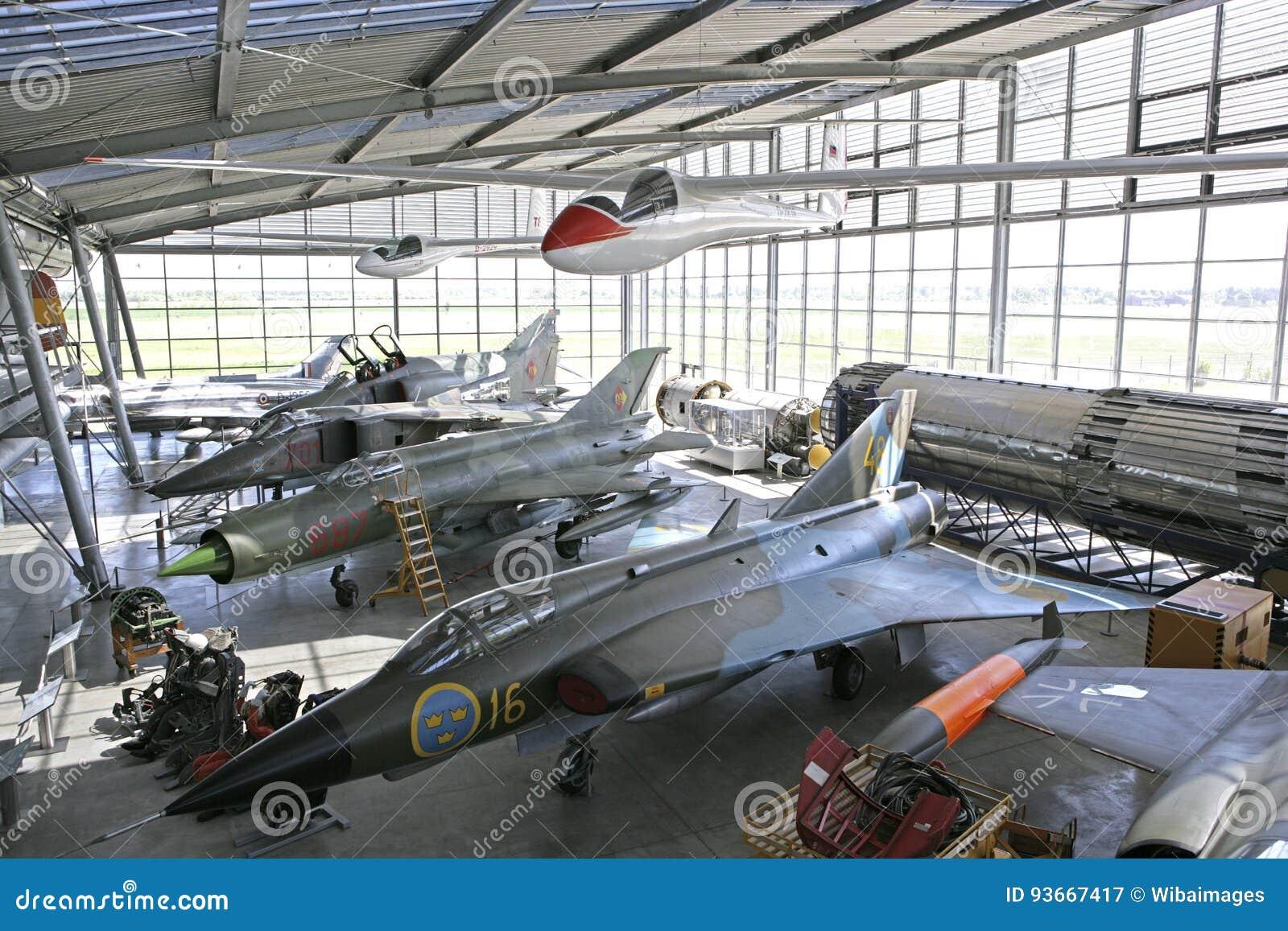 deutsches museum flugwerft schleißheim