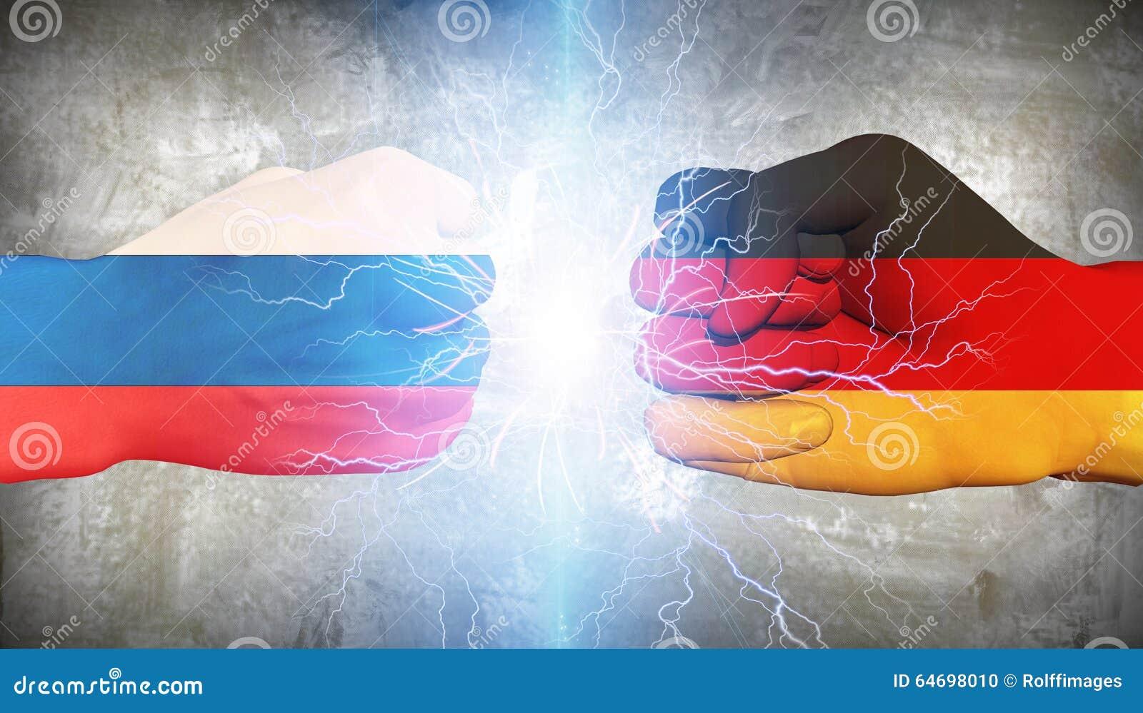Russland Gegen Deutschland