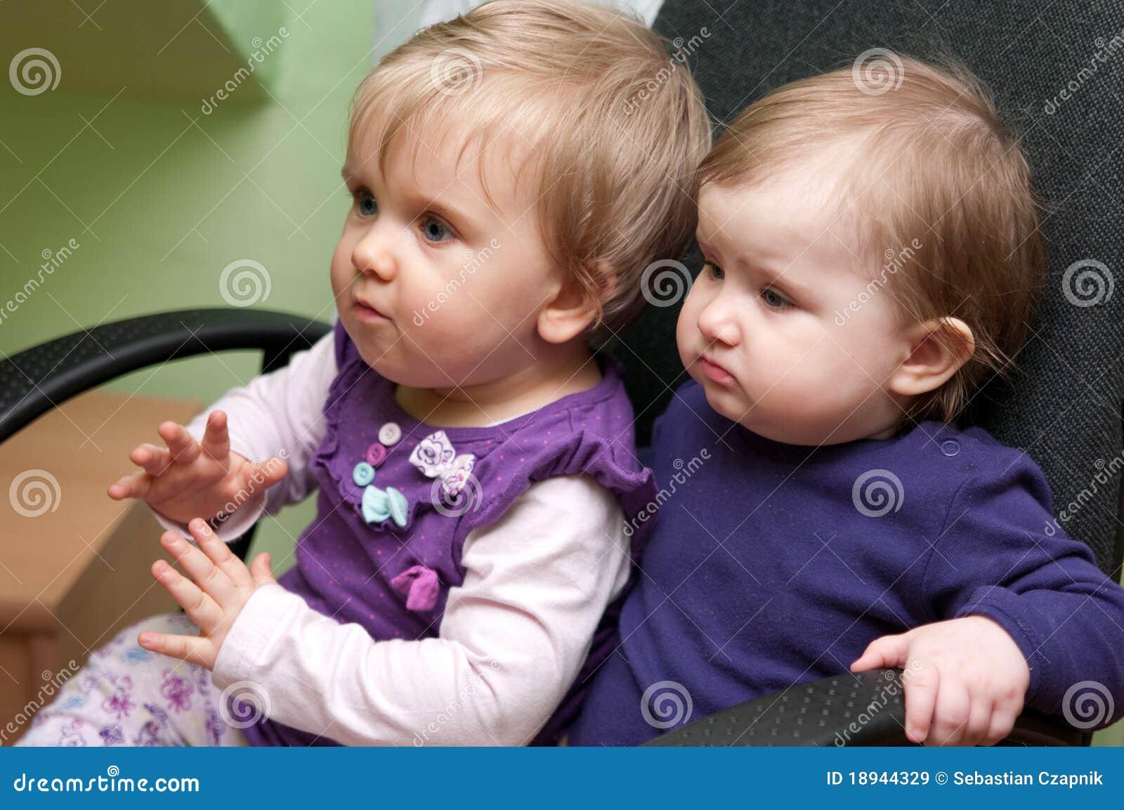 Deux bébés dans la présidence