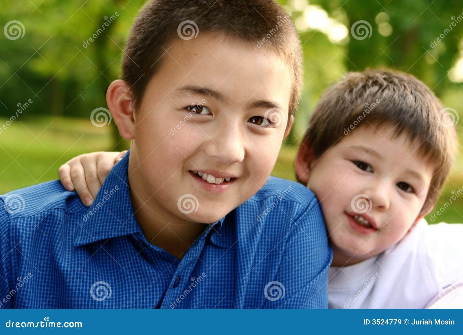 Deux beaux frères