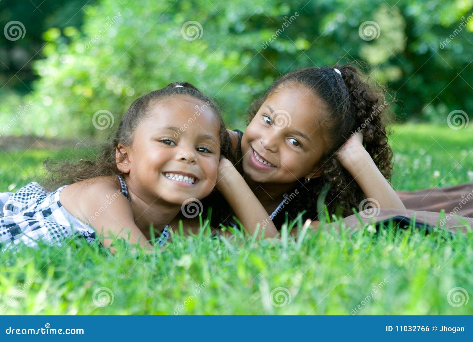Deux belles soeurs de chemin mélangé