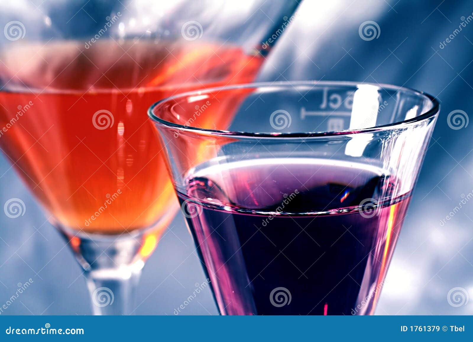Deux boissons