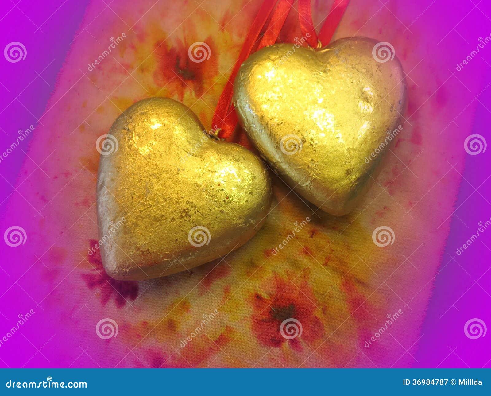 Deux coeurs d or