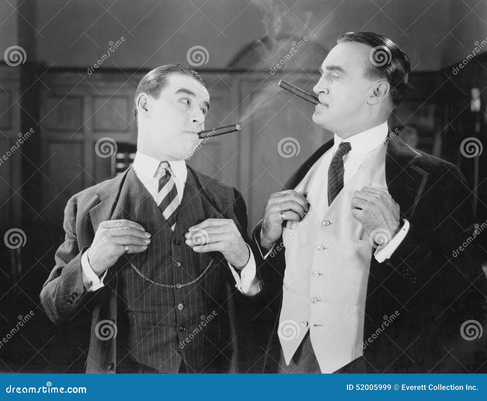 Ces clbrits qui fument le cigare Vanity Fair