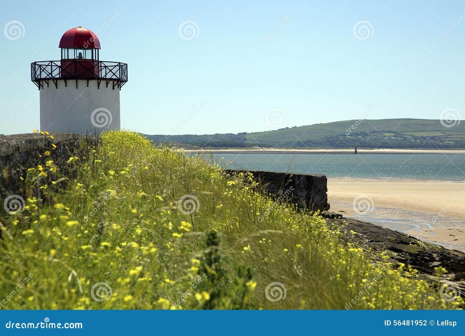 Deux phares, port Burry