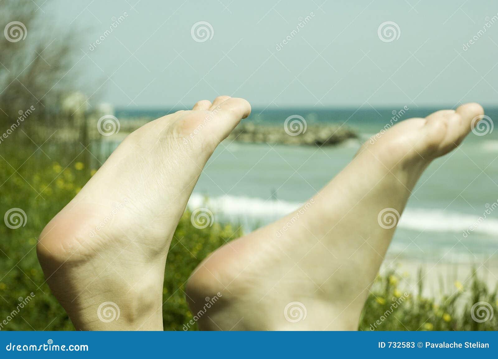 Deux pieds