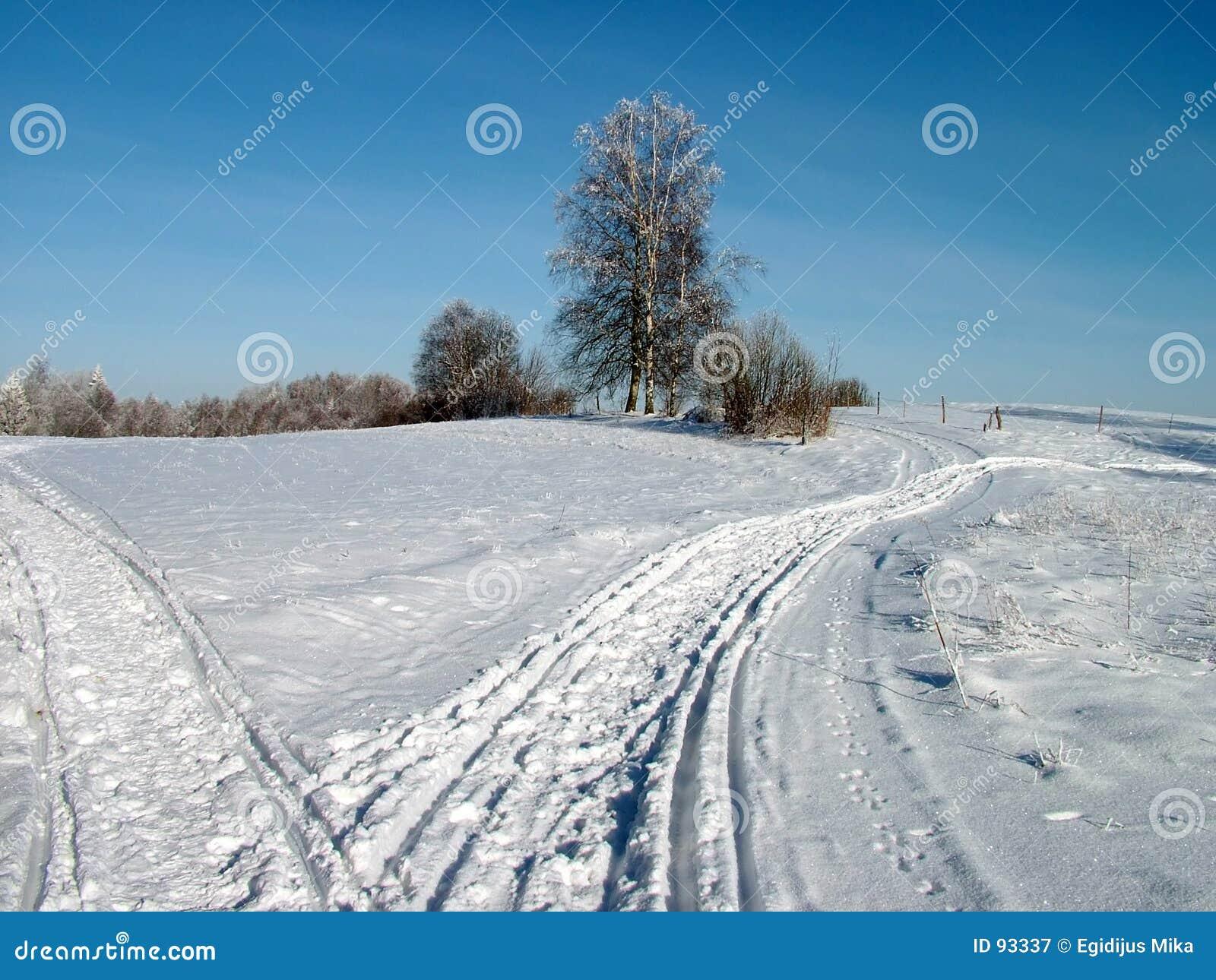 Deux voies de l hiver