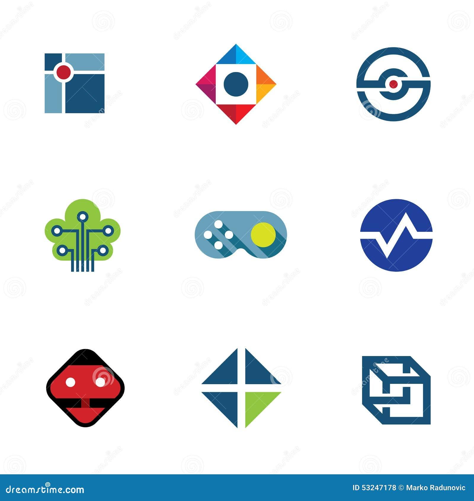 ... Professional Fun Ideas Logo Icon Stock Illustration - Image: 53247178