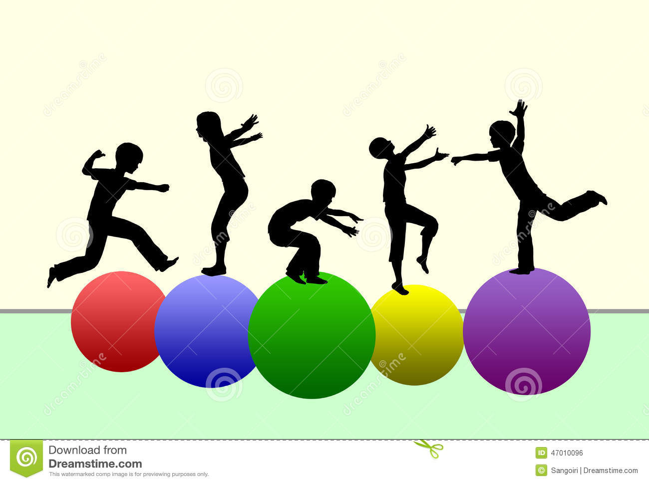 Concept of promoting physical development in early childhood by ...