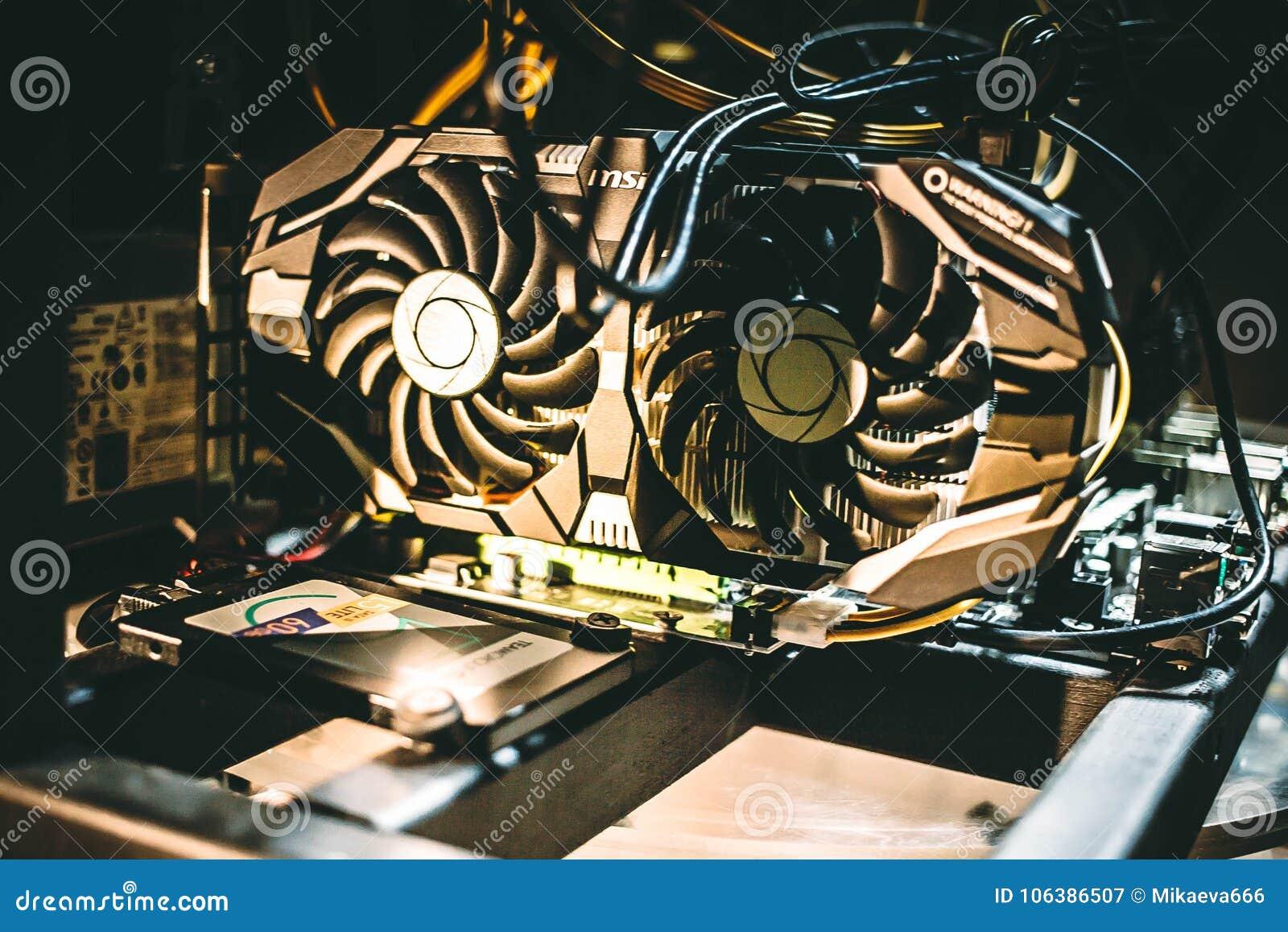 bitcoin extraction machine