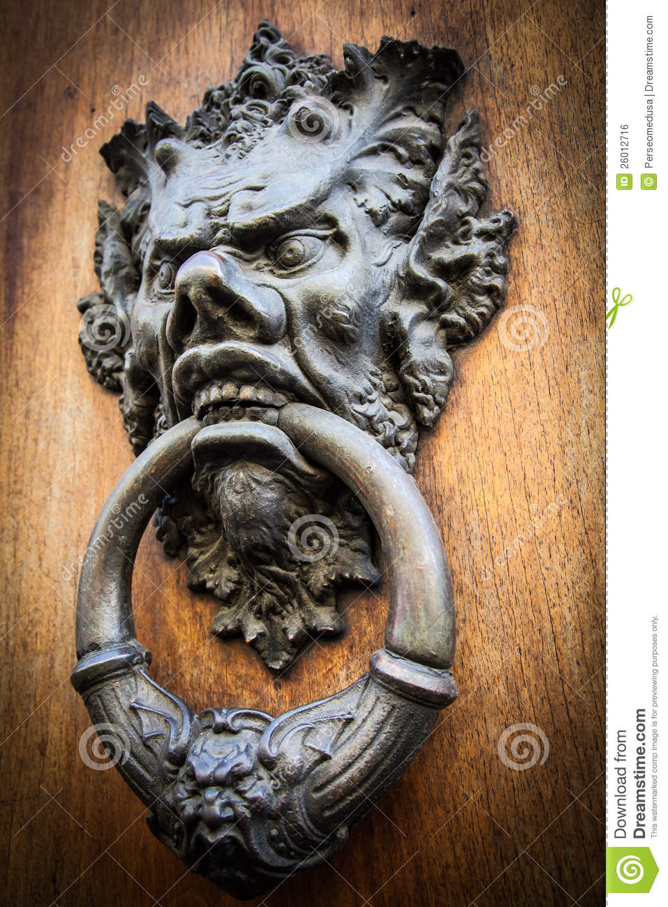 Halloween Door Knocker