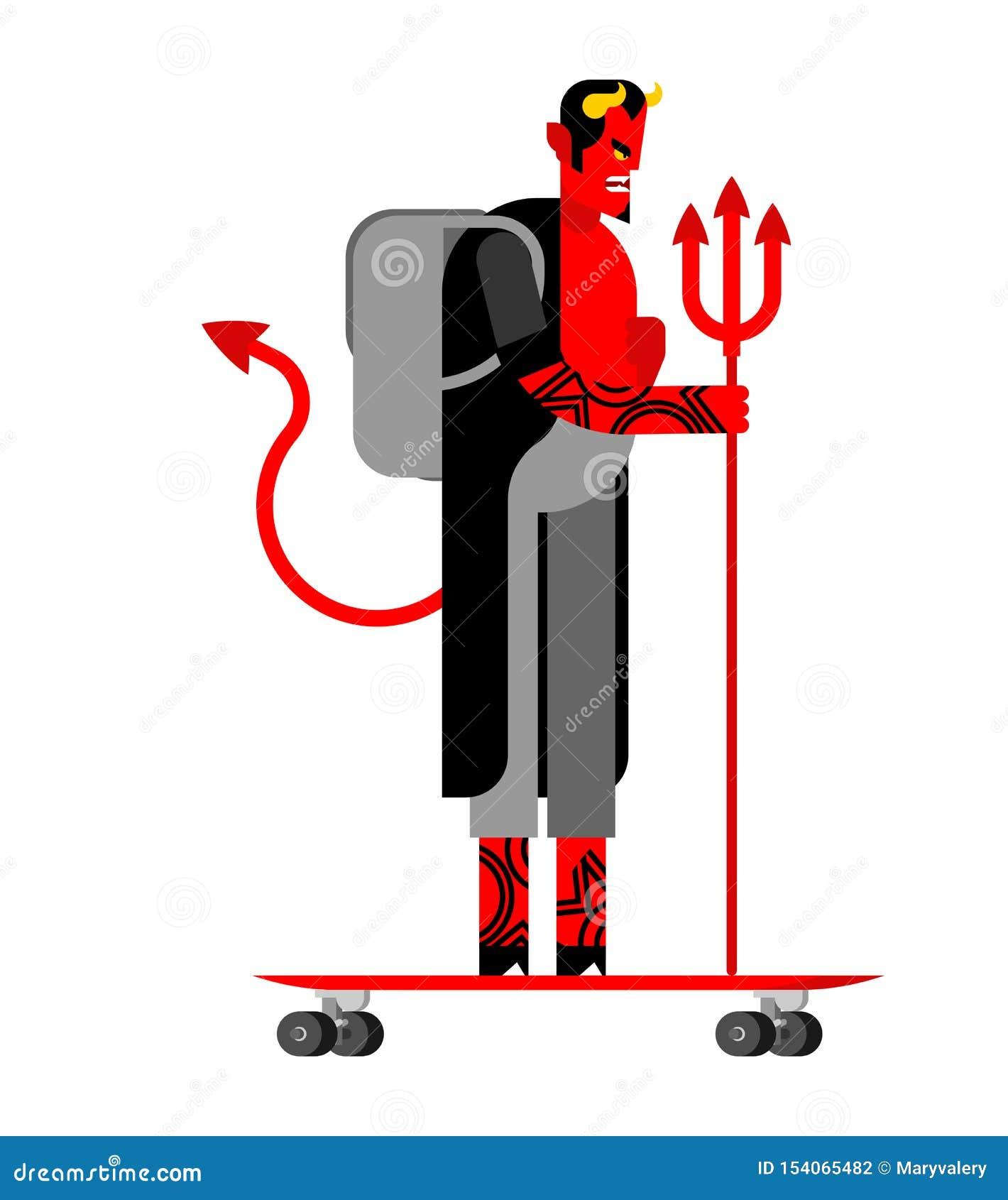 Evil Bearded Jolly Roger Logo Template. Old Biker Cartoon