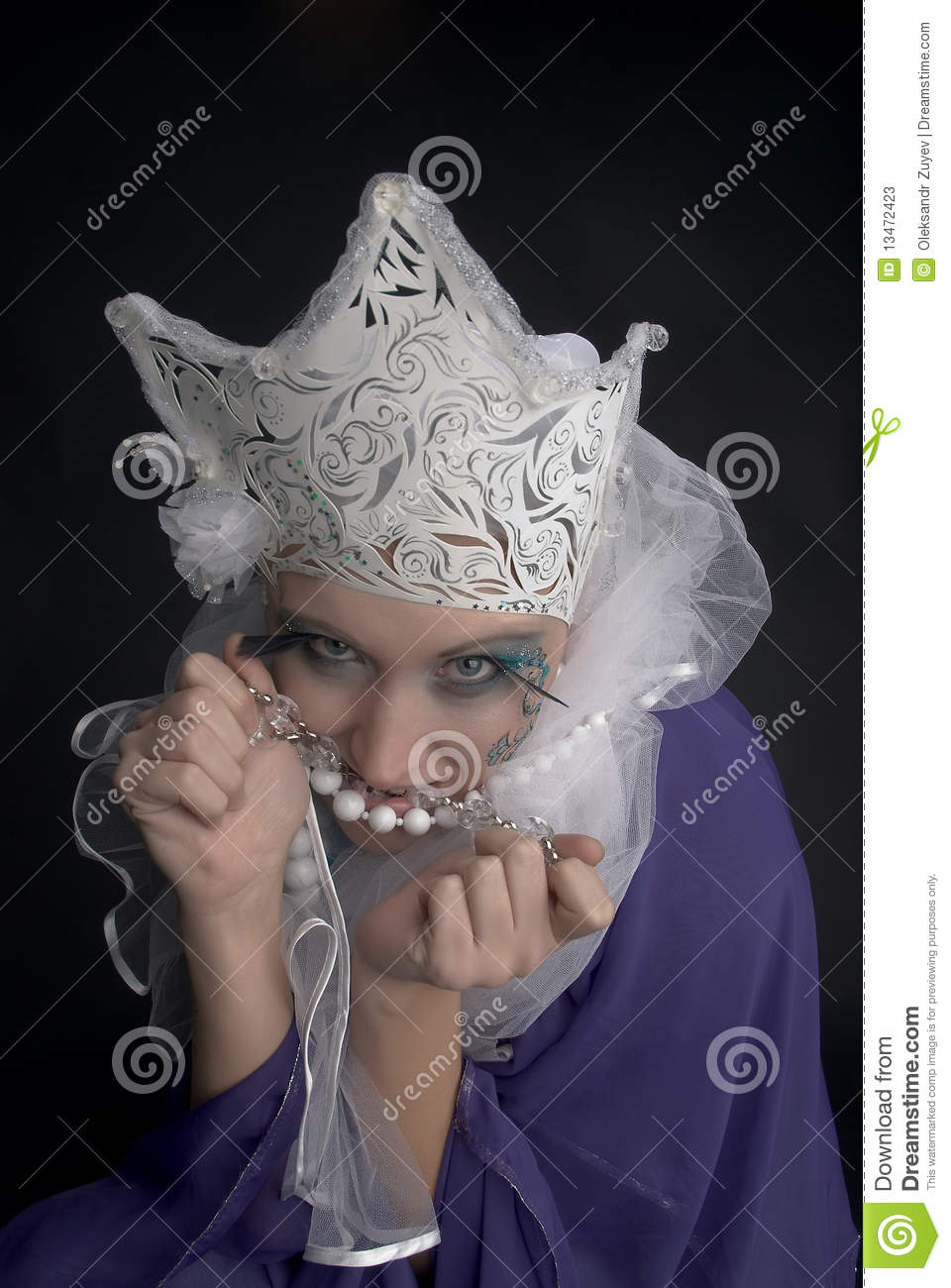 Devil Smile Stock Photos - Image: 13472423