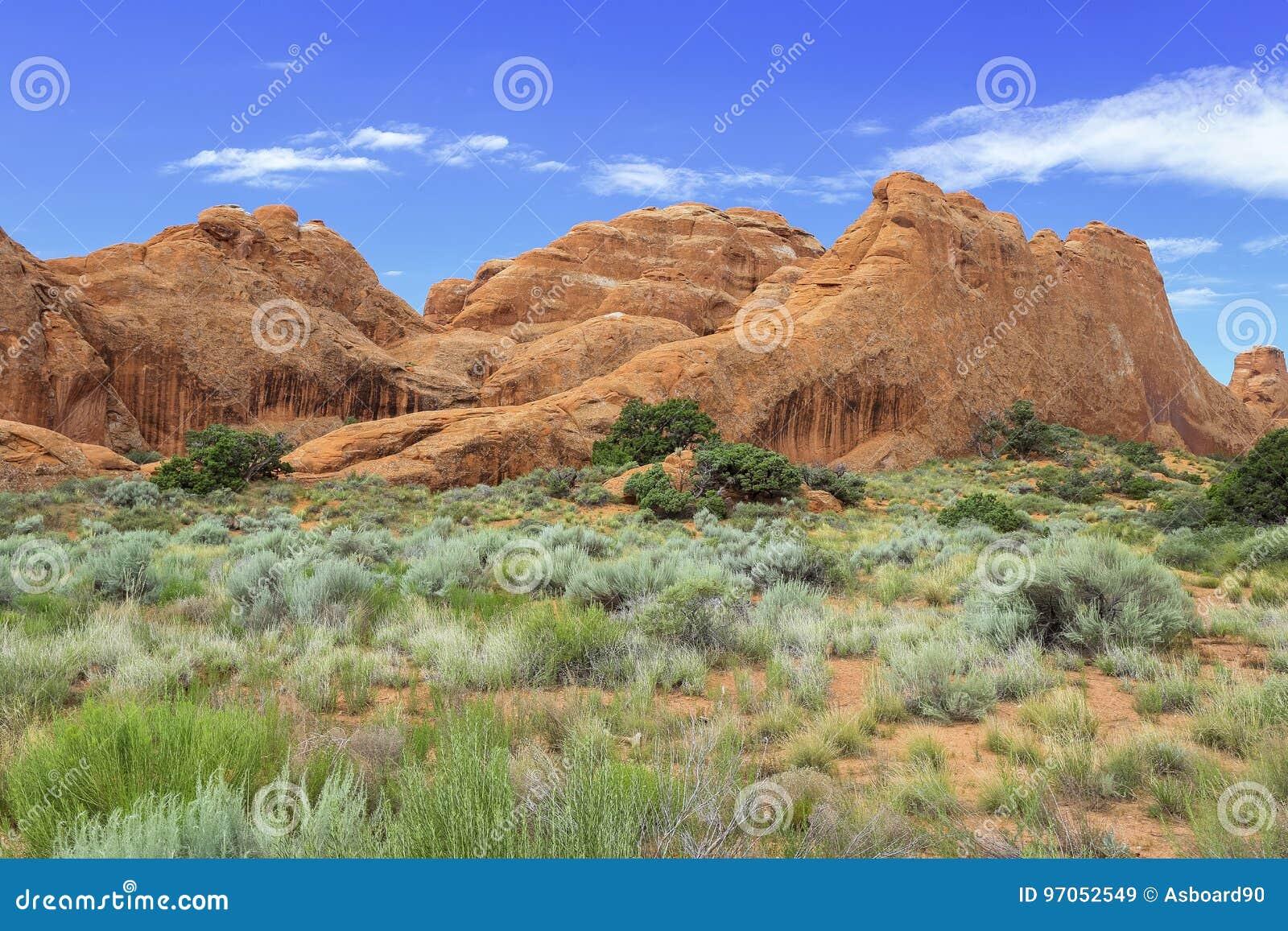 Devils Garden Trail, Arches National Park, Utah