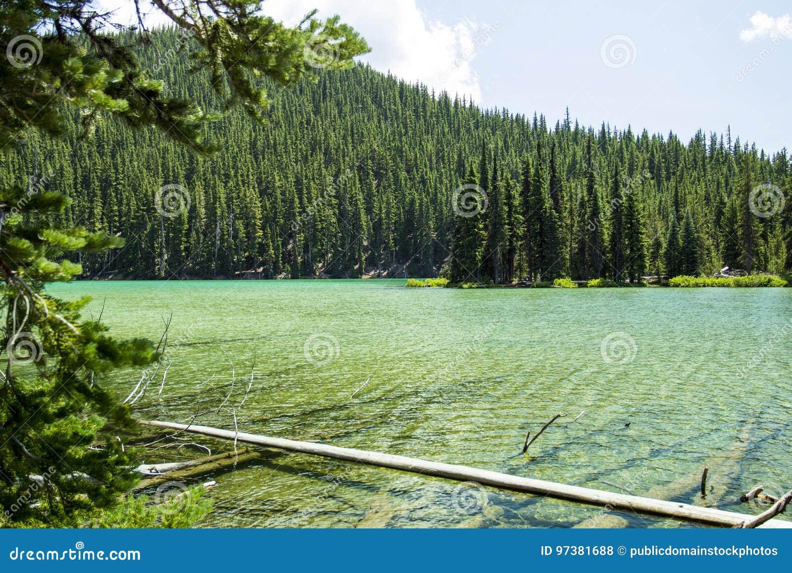 2b96e1ca1a Devils Lake In Summer