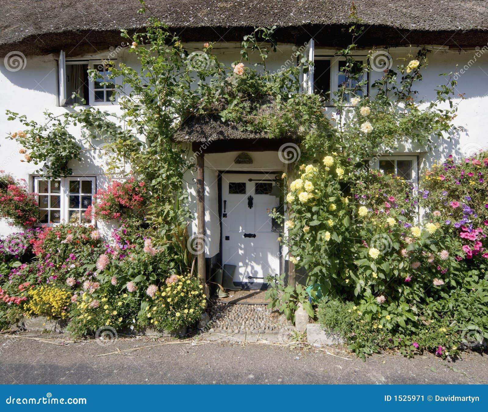 Devon branscombe England brzegowa jurassic wioski