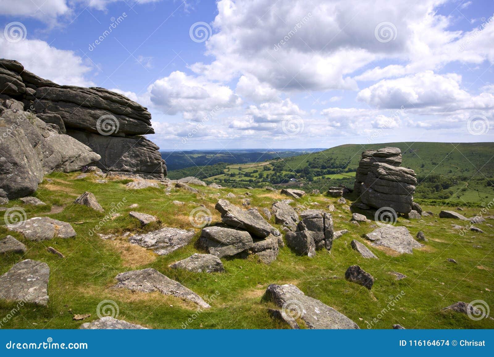 Devon escénico - Dartmoor