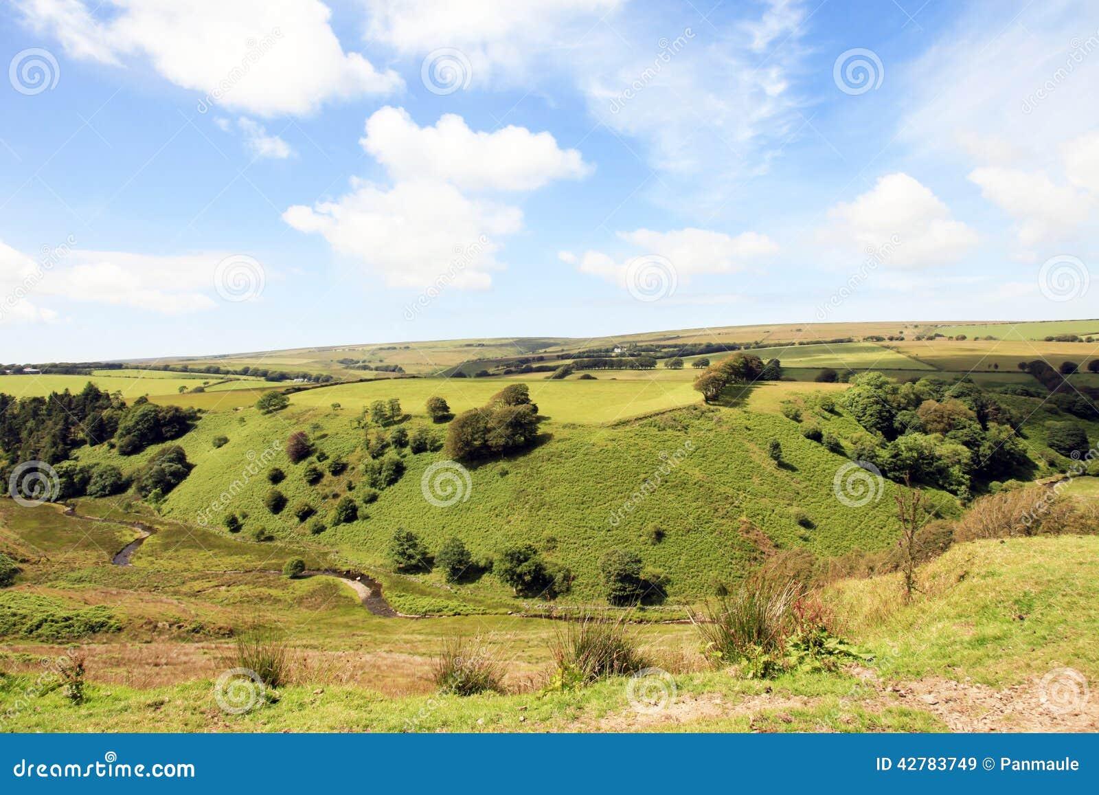 Devon Farmland England del norte